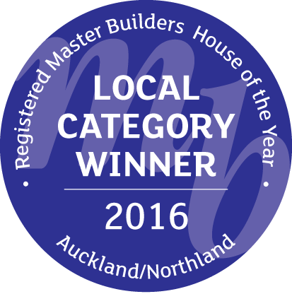 Local Category Winner - Auckland Northland 2016
