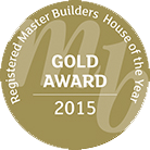 House of the Year Gold Award - 2015