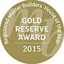 House of the Year Gold Reserve Award - 2015